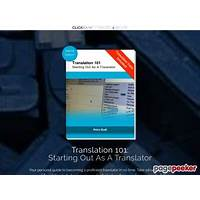 Translation 101: starting out as a translator is it real?