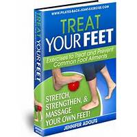 Coupon for treat your feet: exercises to treat and prevent common foot ailments