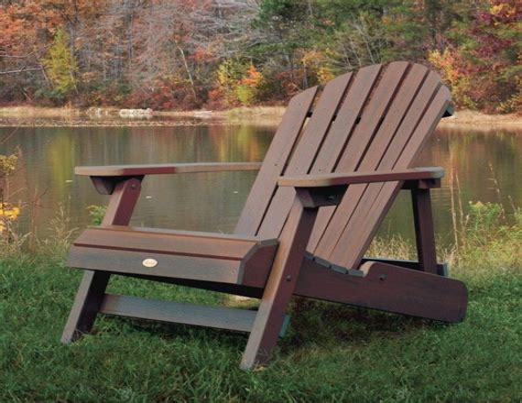 Trex adirondack chair plans Image