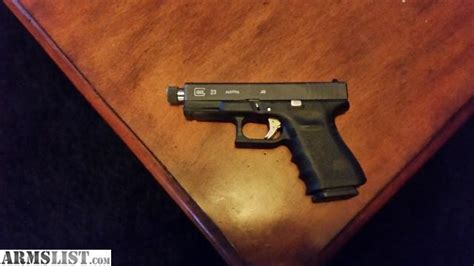 Tricked Out Glock 23