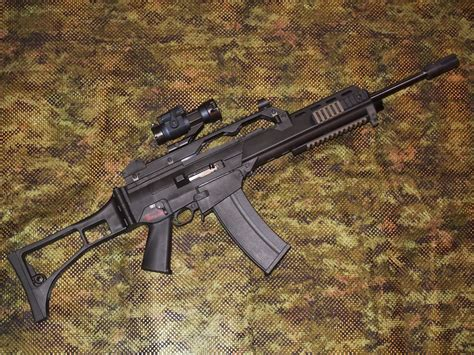 Tricked Out Ruger 10 22 Arch Angel Stock