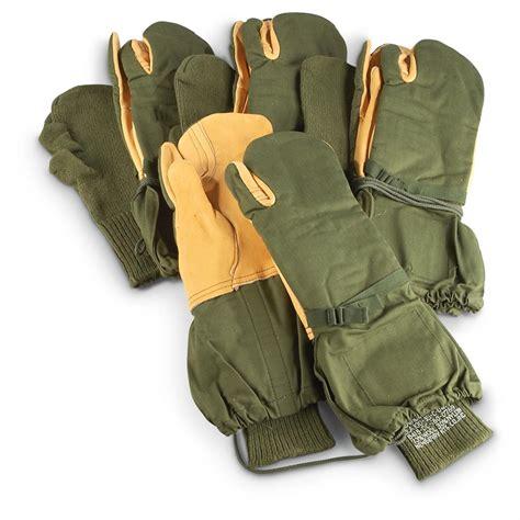 Trigger Finger Gloves Army