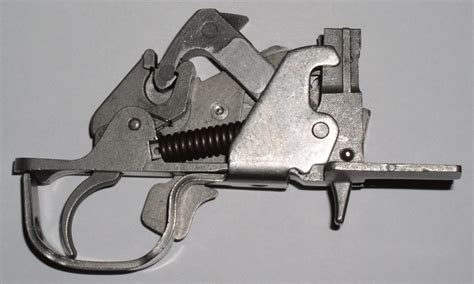 Trigger Pull In A Ruger Mini 14