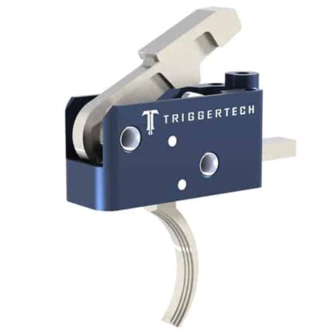 Triggertech Introduces The Zero Creep Ar15 Trigger