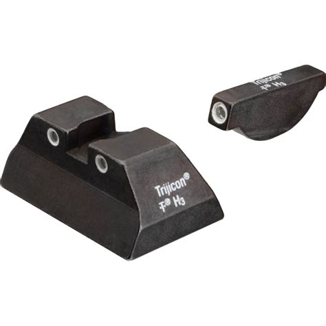 Trijicon 3 Dot Front And Rear Night Sight Set For Walther P99