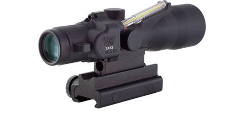 Trijicon Acog 3x30mm Scope W 308 Winchester Crosshair