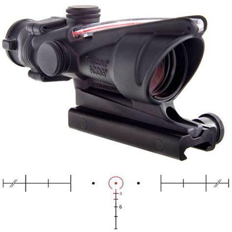 Trijicon ACOG Rifle Scopes - OpticsPlanet Com