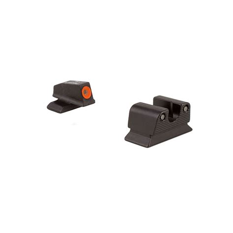 Trijicon Hd Gl101o Night Sight Set For Glock Pistols