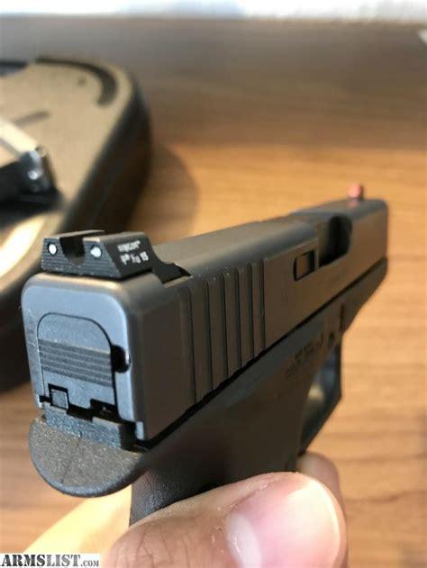 Trijicon Hd Glock 43