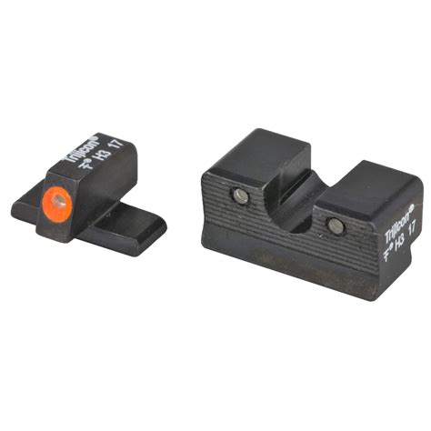Trijicon Hd Xr Tritium Night Sights Review Hd And Caspian Build Step 3 Fit Firing Pin Stop