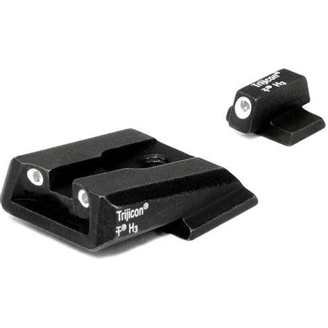 Trijicon Night Sight Sets For Smith Wesson M P Pistols