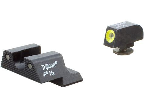 Trijicon Night Sights Glock 43 Black Friday Sale