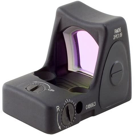 Trijicon RMR 3 25 MOA Adjustable LED Red Dot Sight