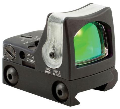 Trijicon Rmr Dual Illuminated Sight 7 0 Moa Amber Dot