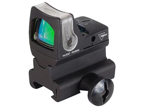 Trijicon RMR Reflex Red Dot Sight Dual-Illuminated 12 9