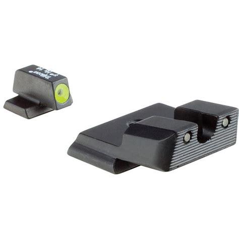 Trijicon SA139-C-600722 S W M P Shield HD Night Sight Set