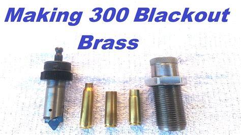 Trim 300 Blackout Brass