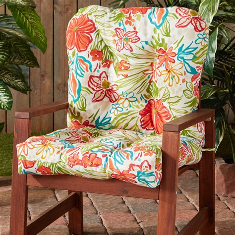 Tripp Outdoor Patio Chair with Cushions