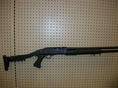 Tristar Shotgun Folding Stock And Best Affordable Semi Auto Shotgun For Hunting