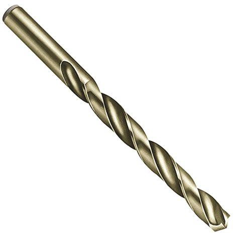 Triumph Twist Drill Jobber Length Fractional Cobalt Drills