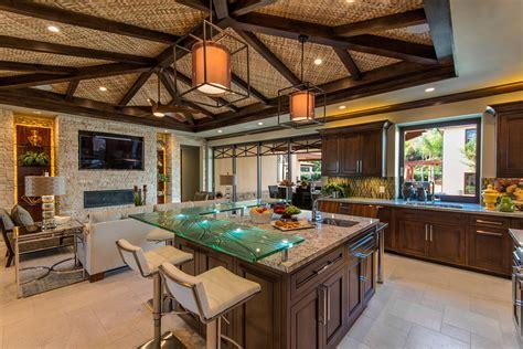 Tropical Kitchen Design