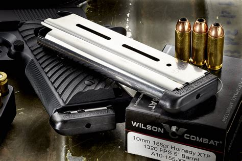 Trouble With 1911 10mm Magazines And 1911 Magwell Canada