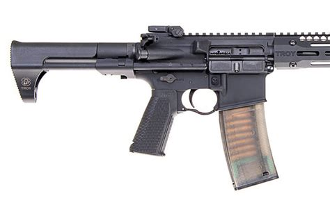 Troy Industries Socc Special Ops Compatible Airborne Stock