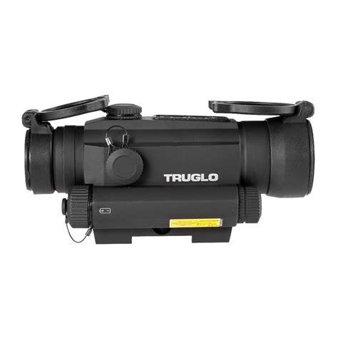 Tru Tec 30mm Red Dot Sight W Integrated Laser