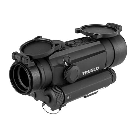 Tru Tec 30mm Red Dot Sight W Integrated Laser Review