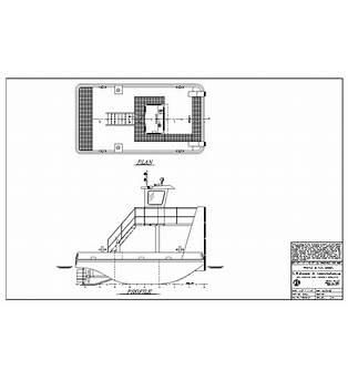Truckable Push Boat Plans