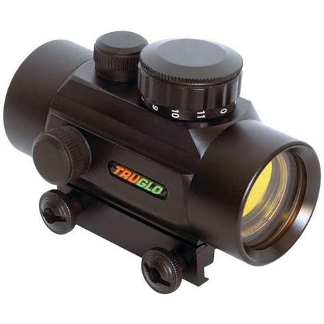 Truglo 30mm Red Dot Sights Traditional Red Dot Sight