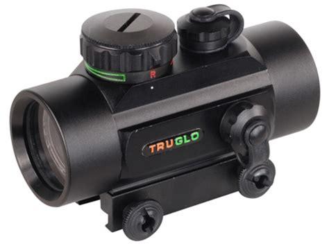 Truglo Red Green 5 Moa Dot Sight
