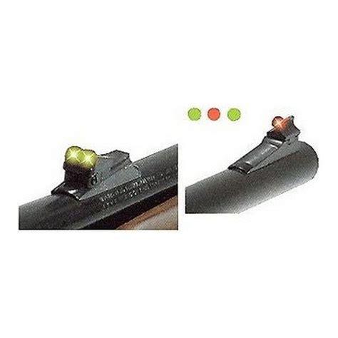 Truglo Rifle Shotgun Sight Set Rem Red Green