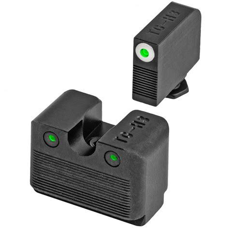 Truglo Sights For Glock 17 Suppressor
