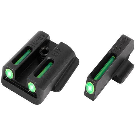 Truglo Tfo Tritium Fiber Optic Sights Review
