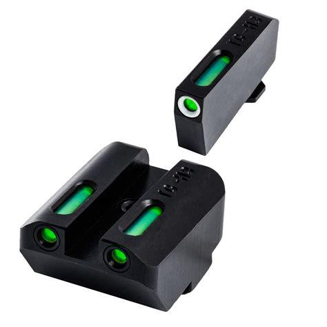 Truglo Tfx Tritium Sight Set Glock Suppressor Height Tfx Tritium Sight Set Glock Sm Frame Suppressor Height