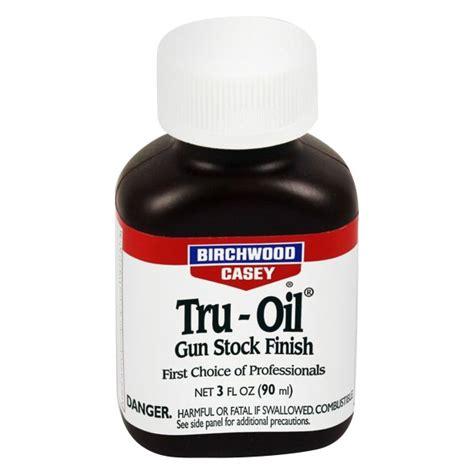 Truoil Stock Finish 3 Fl Oz Liquid Birchwood Casey
