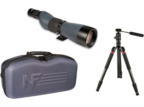 Ts82 Xtreme Hidef Spotting Scope Kit With Carbon Fiber