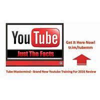 Tube mastermind brand new youtube training for 2016! offer