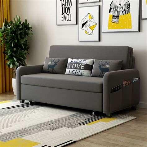 Tulsa Convertible Sleeper Sofa