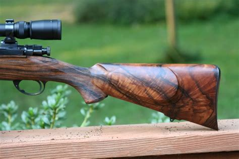 Tung Oil Rifle Stock Refinishing