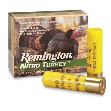 Turkey Hunting Shotgun Ammo