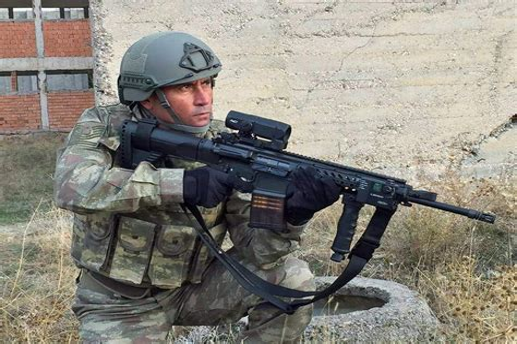 Turkish Military Assault Rifles