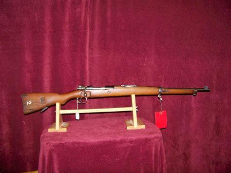 Turkish Model 38 Rifle For Sale