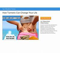 Turmeric ebook membership scam