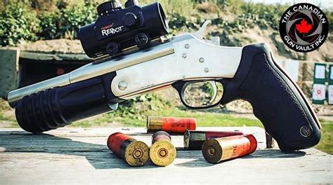 Turn Shotgun Into Rifle