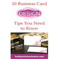Turn your card hobby into a business tips