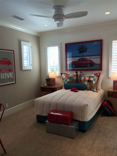Tween Boys Bedroom Ideas