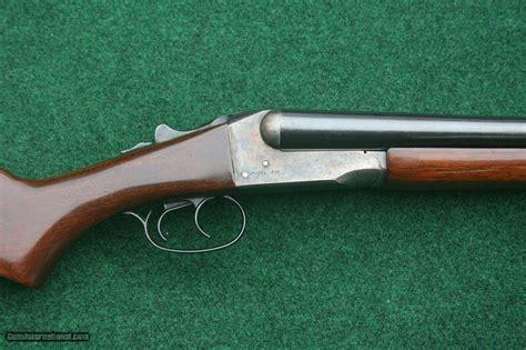 Twelve Gauge Shotgun 1949 Hoclomb