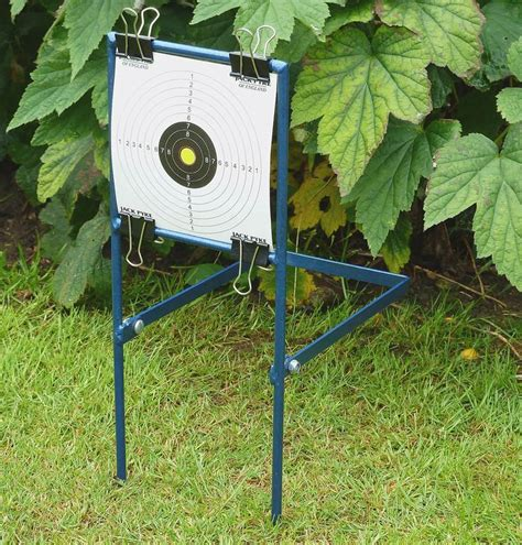 Twin Ponds Rifle Range Target Stands